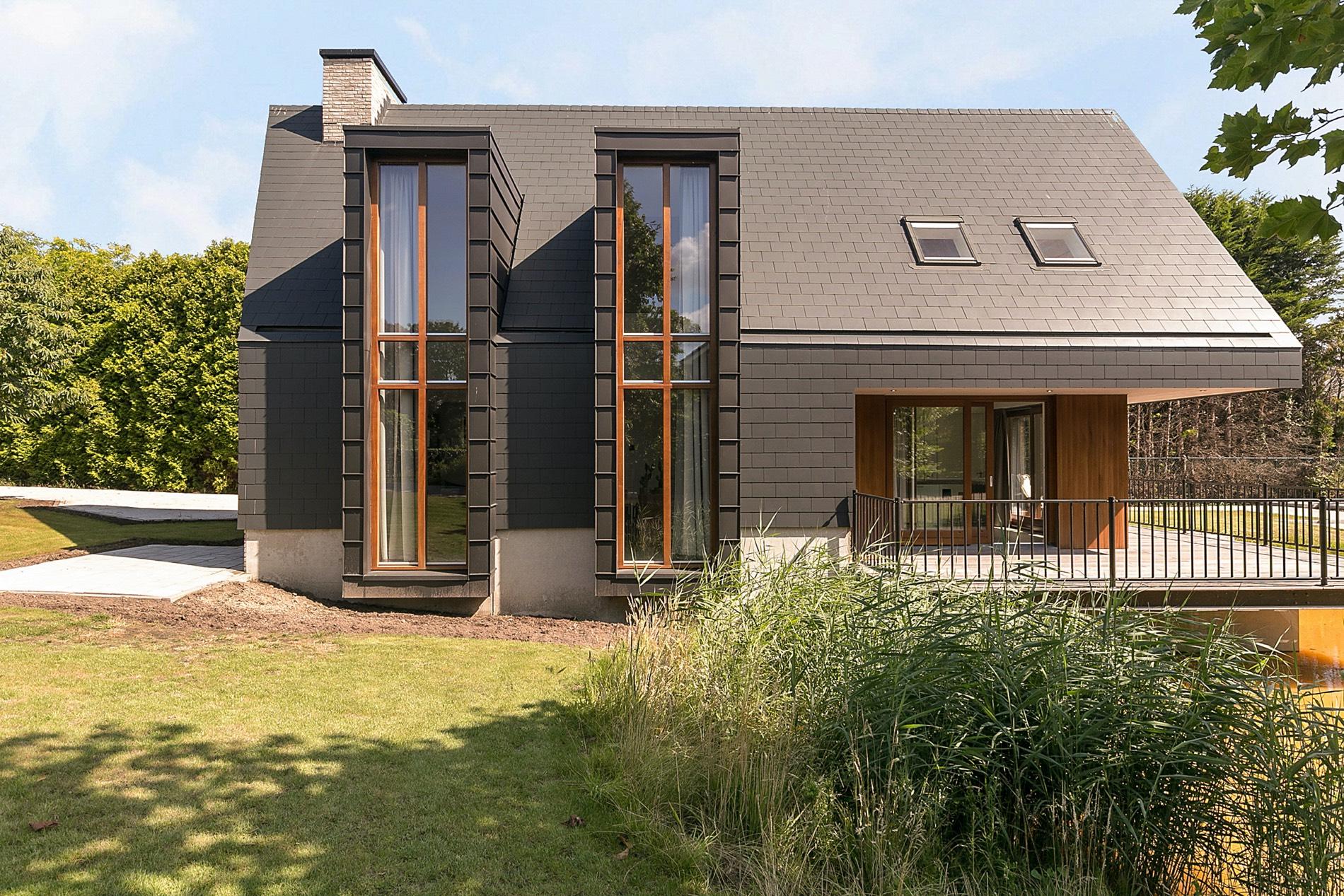 nieuwbouw woning modern