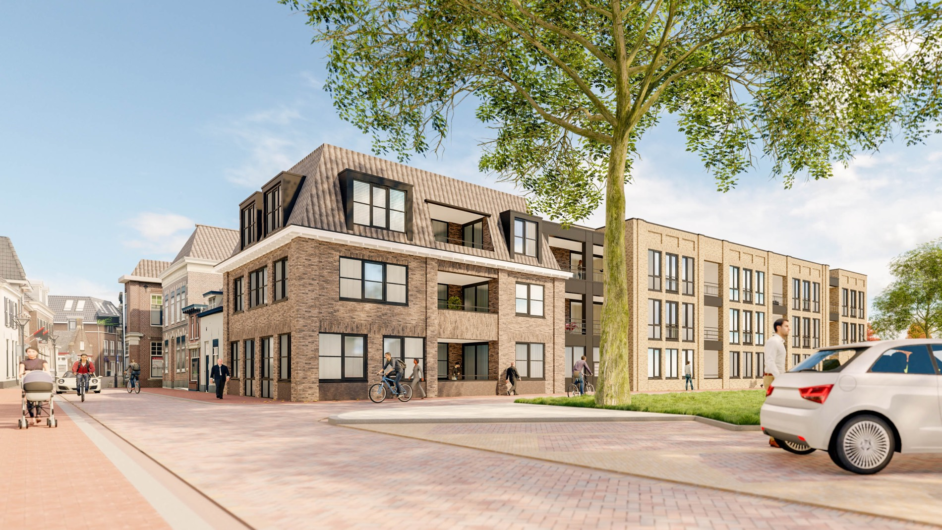 nieuwbouw appartementen
