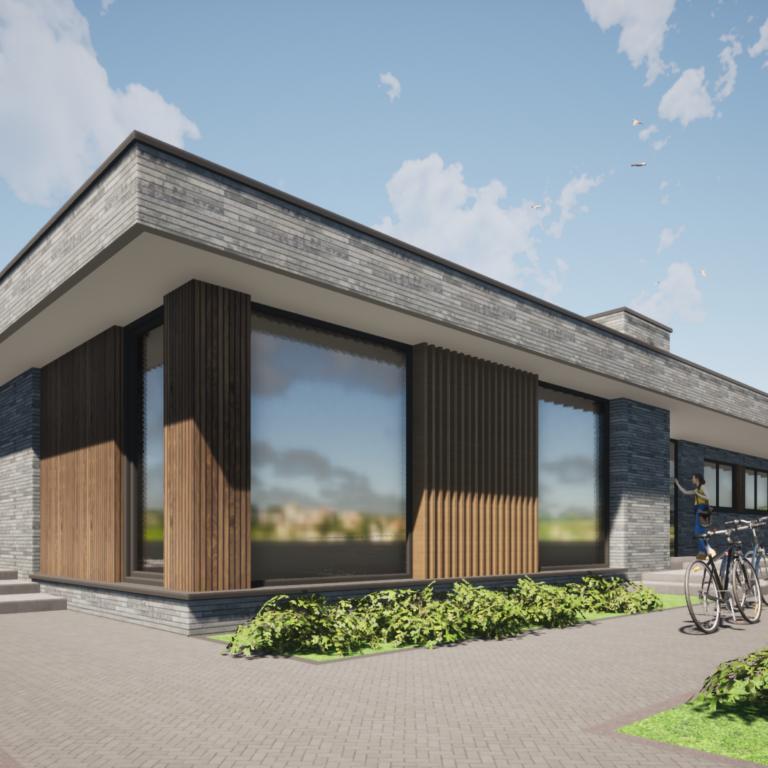kubistisch villa modern verbouw nieuwbouw