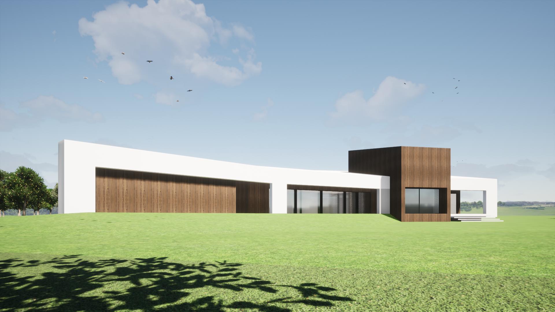 modern landhuis nieuwbouw 3